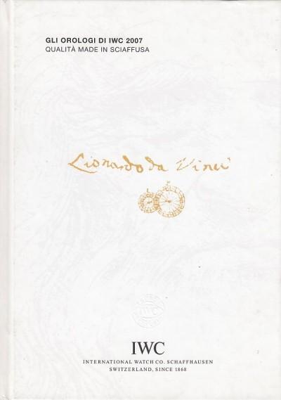 Gli orologi di iwc 2007 qualit? made in sciaffusa