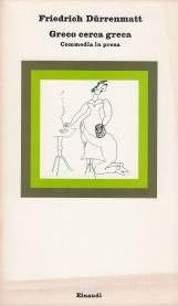 Greco cerca greca Commedia in prosa