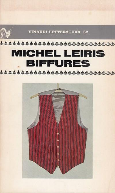 Biffures - Leiris Michel