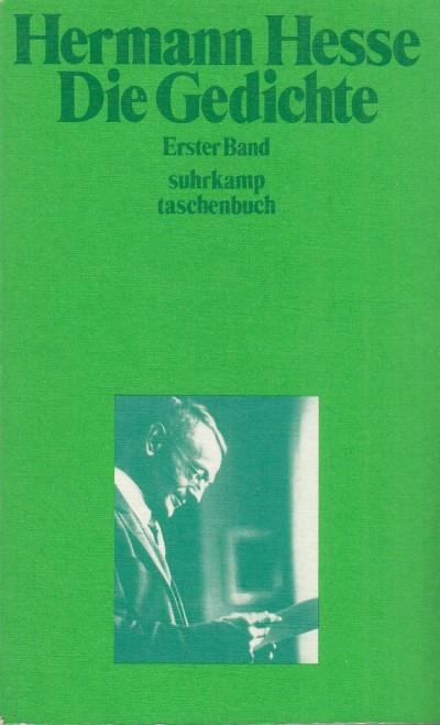 Die gedichte - Hesse Hermann