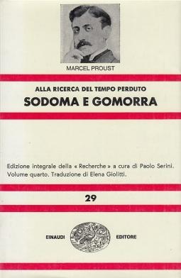 Sodoma e Gomorra. Alla ricerca del tempo perduto