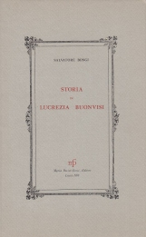 Storia di Lucrezia Buonvisi