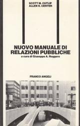 Nuovo dizionario di relazioni pubbliche.
