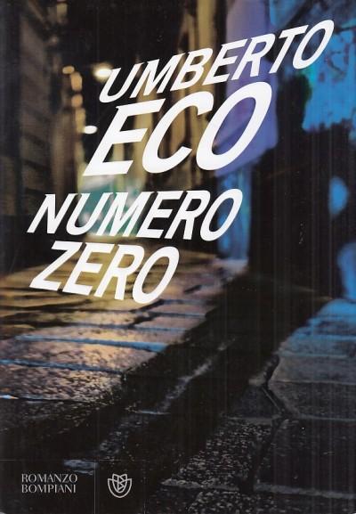 Numero zero - Eco Umberto