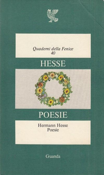 Poesie - Hesse Hermann