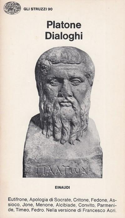 Dialoghi - Platone