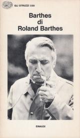 Barthes di Roland Barthes