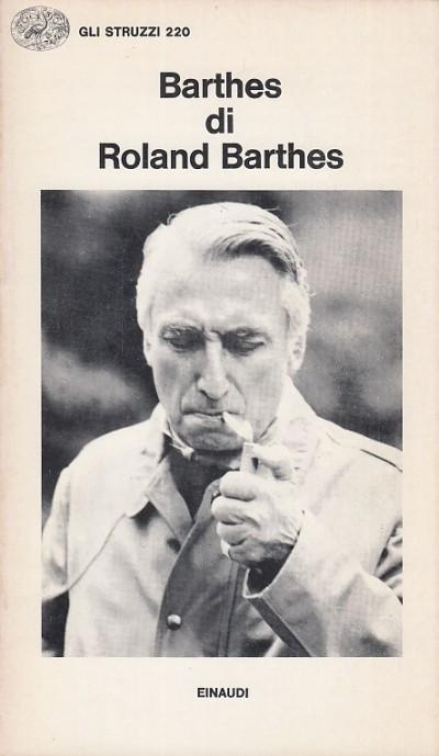 Barthes di roland barthes - Barthes Roland
