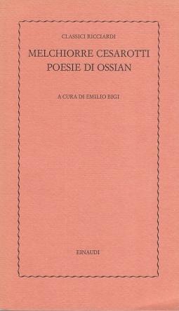 Poesie di Ossian