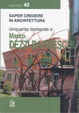 Cinquanta domanda e Marco Dezzi Bardeschi