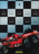 Ferrari Da Suzuka 1999 a Suzuka 2003: nove titoli mondiali rossi