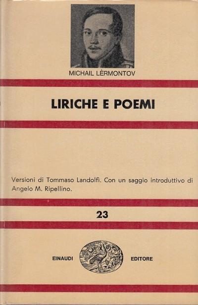 Liriche e poemi - Lermontov Michail