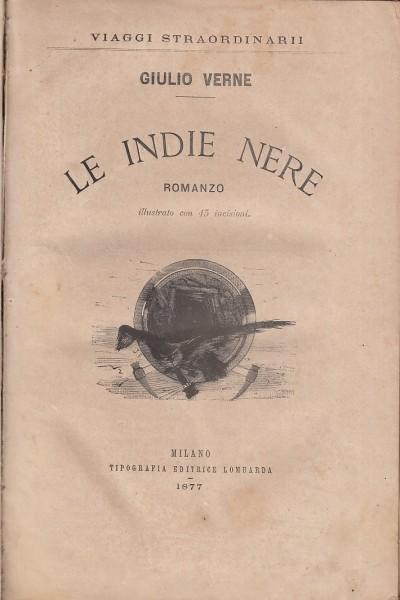 Le indie - Giulio Verne