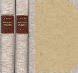 Commentaria symbolica (rist. anast. 1591)