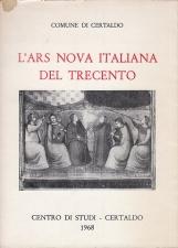 L'ars nova italiana del trecento