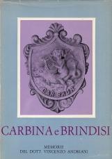 Carbina e Brindisi. Memorie