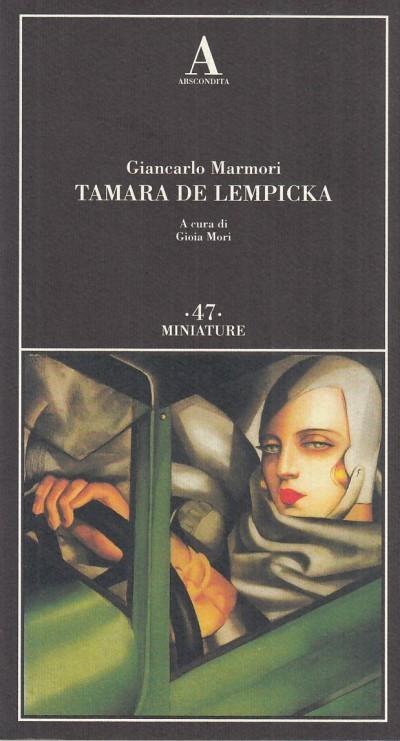 Tamara de lempicka - Marmori Giancarlo