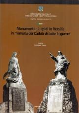 Monumenti e Lapidi in Versilia in memoria dei caduti di tutte le guerre