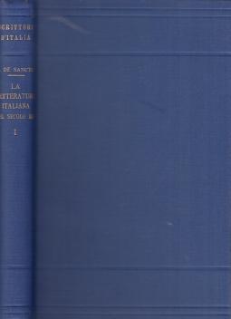 La letteratura italiana nel secolo XX. Volume primo: Alessandro Manzoni
