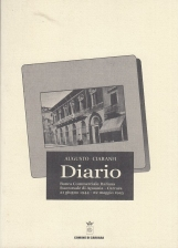 Diario della Banca Commerciale Italiana succursale di Apuania CArrara dal 21 Giugno 1944 al 22 Maggio 1945