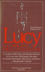 Lucy. Le origini dell'umanit?
