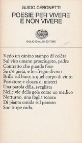 Poesie per vivere e non vivere