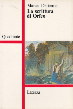 La scrittura di Orfeo