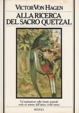 Alla ricerca del sacro quetzal