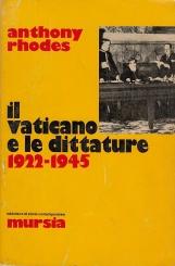 Il vaticano e le dittature 1922-1945