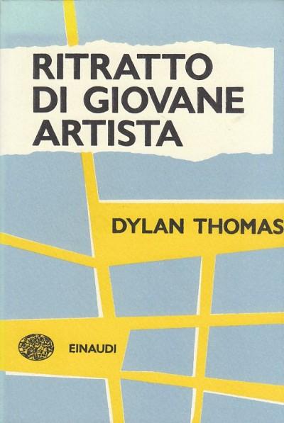 Ritratto di giovane artista - Dylan Thoms