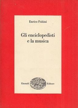 Gli enciclopedisti e la musica