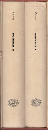Romanzi Volume Primo, Volume Secondo