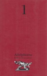 Adelphiana. Pubblicazione permanente: 1