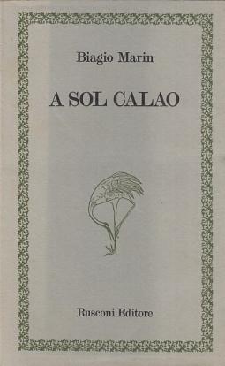 A Sol Calao