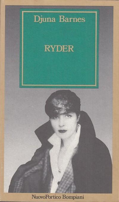 Ryder - Barnes Djuna