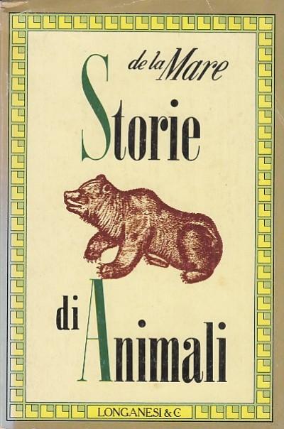 Storie di animali - Walter De La Mare