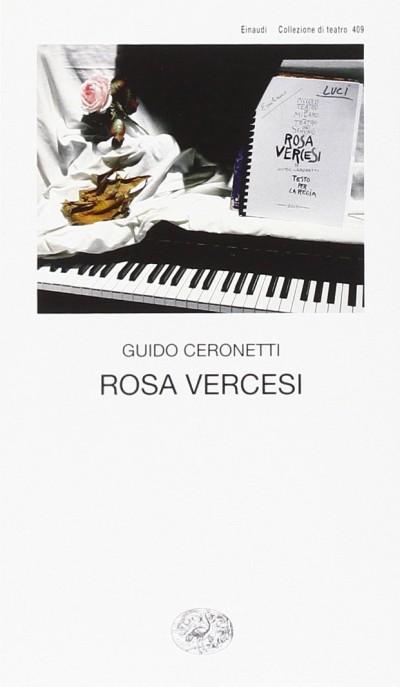 Rosa vercesi - Ceronetti Guido