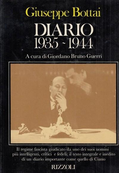 Diario 1935 - 1944 - Bottai Giuseppe