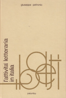 L'attivit? letteraria in Italia