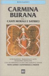 Carmina Burana. Testo latino e altotedesco a fronte: 1