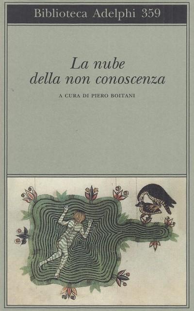 La nube della non conoscenza - Boitani Piero (a Cura Di)