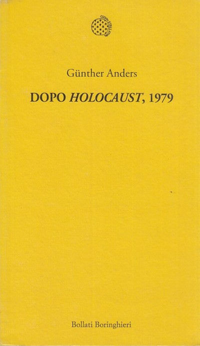 Dopo holocaust 1979 - Anders Gunther