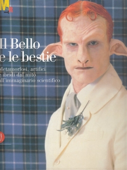 Il bello e le bestie. Metamorfosi, artifici e ibridi dal mito all'immaginario scientifico
