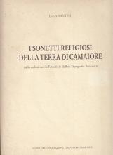 I sonetti religiosi della terra di Camaiore. Dalla collezione dell'Archivio dell'ex Tipografia Benedetti