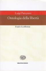 Ontologia della libertà. Il male e la sofferenza