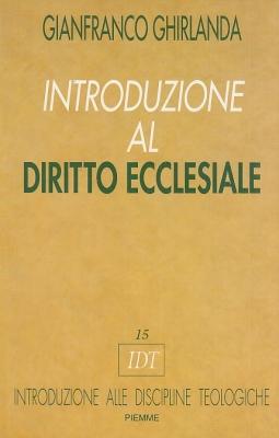 Introduzione al diritto ecclesiale
