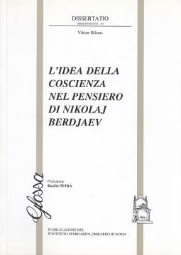 L'idea della coscienza nel pensiero di Nikolaj Berdjaev