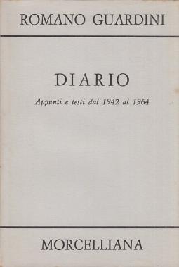 Diario. Appunti e testi dal 1942 al 1964