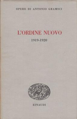 L'ordine nuovo 1919-1920