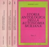 Storia antologica della autonomia siciliana